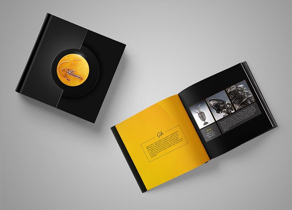 thiết kế catalogue giá rẻ